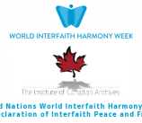 Institute of Canadian Archives Declares Interfaith Peace and Friendship