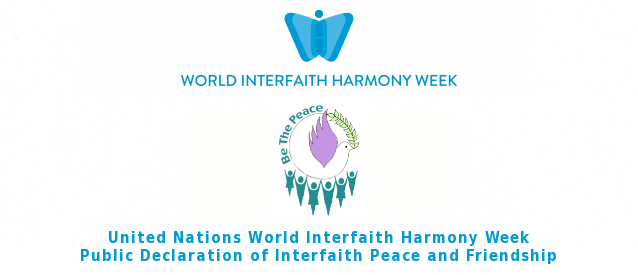 Be the Peace Institute Declares Interfaith Peace and Friendship