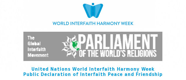 Parliament of the World's Religions Declares Interfaith Peace and Friendship