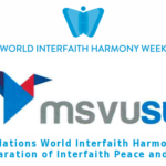 MSVUSU Declares Interfaith Peace and Friendship