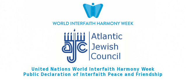 Atlantic Jewish Council Declares Interfaith Peace and Friendship